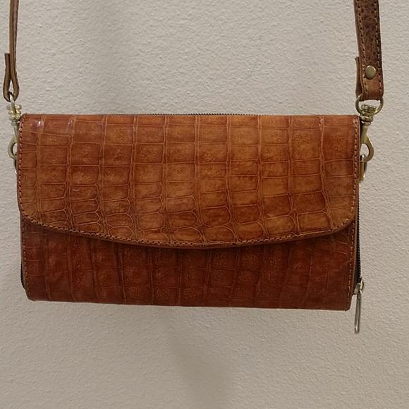 Handbags - Crocodile purse